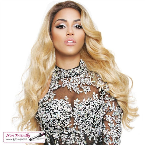 It's a Wig Synthetic Lace Front Wig LACE QUEEN CHARLOTTE