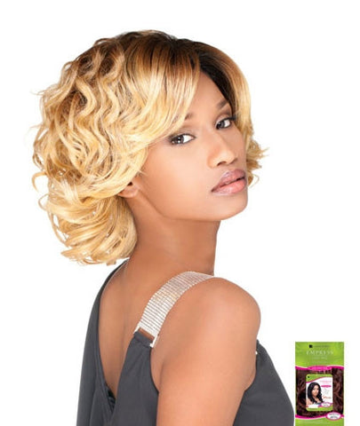 Sensationnel Empress Natural Synthetic Lace Front Edge Wig MARILYN