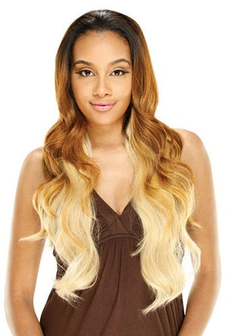 Model Model Equal Synthetic Drawstring Wig UPTOWN BEACH