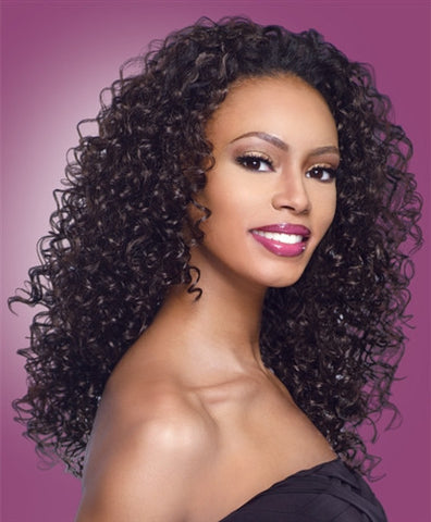 Sensationnel Instant Weave Synthetic Half Wig VIENNA
