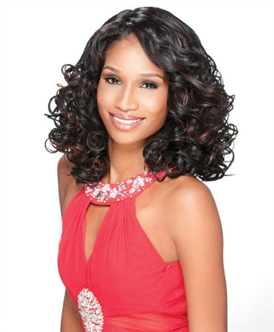 Sensationnel Totally Instant Weave U-Part Synthetic Wig BLOSSOM