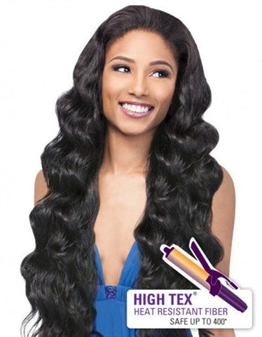 Outre Quick Weave Synthetic Half Wig MAXINE