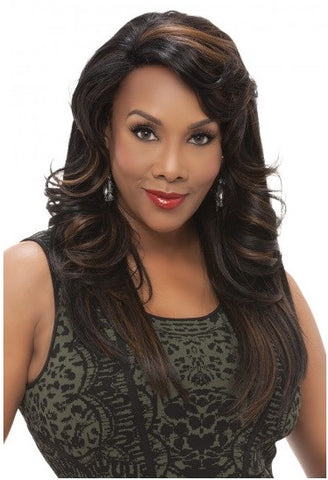 Vivica A. Fox Synthetic LACE FRONT WIG JENNIFER