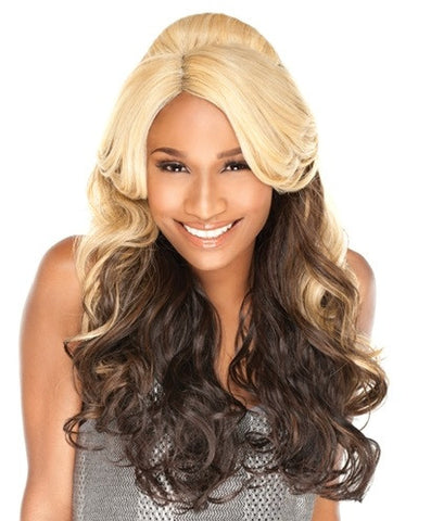 Sensationnel Empress Synthetic Lace Front Edge Wig SHARON -LOWEST PRICE EVER!