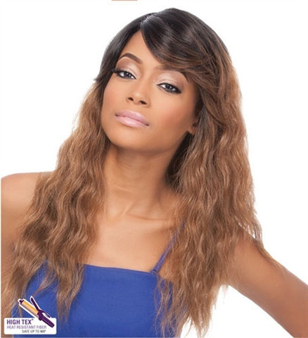 Outre Quick Weave ECO Synthetic Wig EVONNE