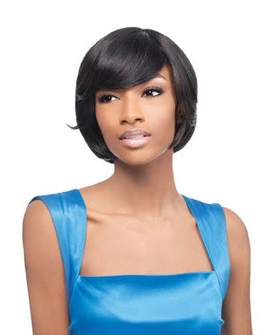 Outre Quick Weave ECO Synthetic Wig VIOLET -LOWEST PRICE EVER!