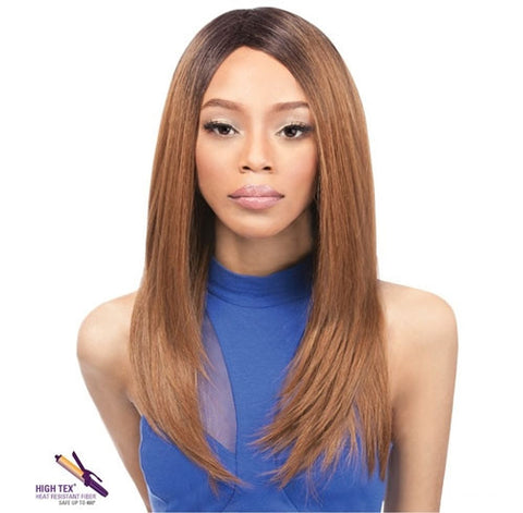 Outre Quick Weave ECO Synthetic Wig NATURAL YAKI 18""