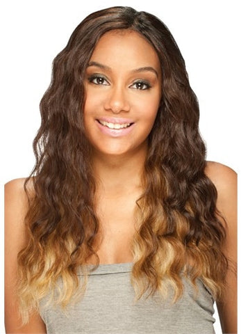 Model Model Synthetic Invisible Part Lace Front Wig YULIA