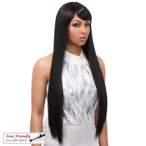 It's a Wig Synthetic FullCap Wig FC PERM YAKI 30