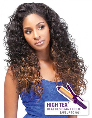 Outre Quick Weave Synthetic Half Wig DIANA
