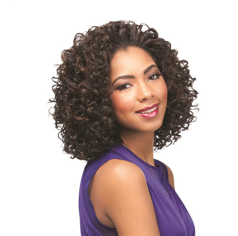 Sensationnel Instant Weave Synthetic Half Wig FLORENCE