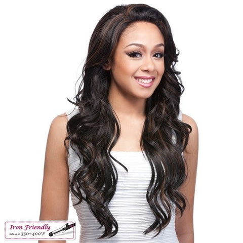 It's a Wig Synthetic Lace Front Wig LACE FANFARE  -LOWEST PRICE EVER!