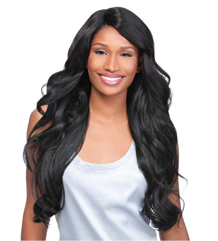 Sensationnel Empress Synthetic Custom Lace Front Edge Wig LOOSE BODY