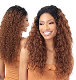 Freetress Equal Synthetic Lace Front & Lace Part Wig CRUSH (L)