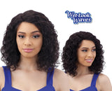 Shake-N-Go Naked Brazilian Natural 100% Human Hair Lace Part Wig DALE
