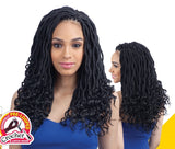Freetress Synthetic Crochet Braiding Hair GODDESS LOC 14""