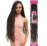 Janet Collection Nala Tress Synthetic Crochet Braid Hair MAVERICK LOCS 24""