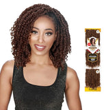 Zury Synthetic Pre-Looped Crochet Braid Hair PASSION TWIST V 9,10,11""