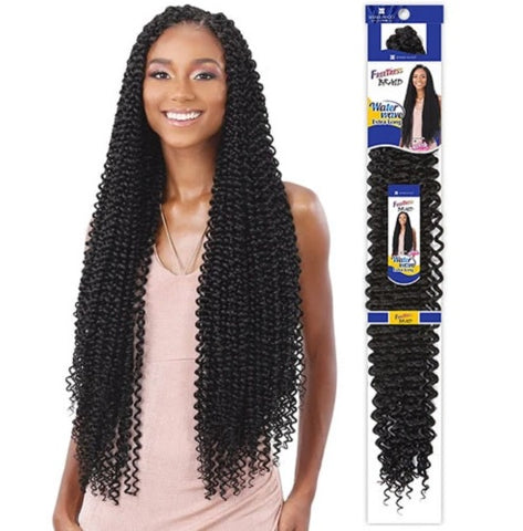 Freetress Synthetic Braiding Hair WATER WAVE EXTRA LONG
