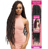 Janet Collection Nala Tress Synthetic Crochet Braid Hair MAVERICK LOCS 18""