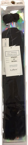 LaFlare INDIAN 100% Virgin Remy Hair 10A STRAIGHT