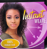 Sensationnel 100%  Human Hair Half Wig HZ-8011