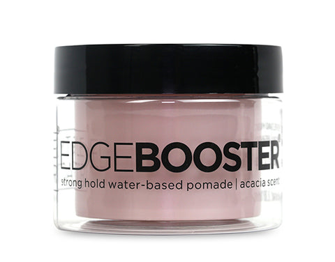 STYLE FACTOR EDGE BOOSTER Strong Hold Water-based Pomade 3.38 oz