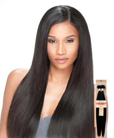 Sensationnel Bare & Natural Brazilian Virgin Remi Bundle Hair NATURAL YAKI
