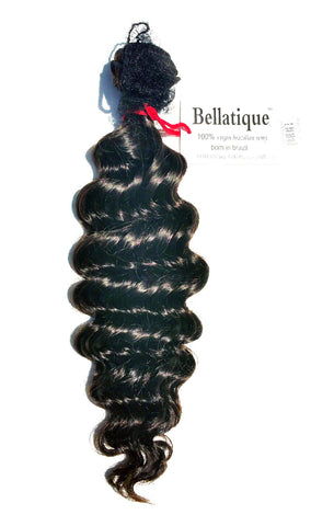 Bellatique Brazilian Virgin Remy Hair NATURAL CURL