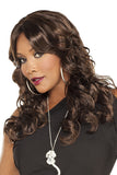Vivica A. Fox Synthetic Pure Stretch Cap Wig BRAXTON-V
