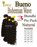 Sphinx BUENO Bohemian Wave Hair 3 Pack Bundle