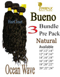 Sphinx BUENO Ocean Wave Hair 3 Pack Bundle