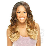 Model Model Synthetic Invisible Part Lace Front Wig EURINA