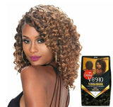 Zury Synthetic Crochet Braiding Hair V8910 GOGO CURL - 1PACK ENOUGH