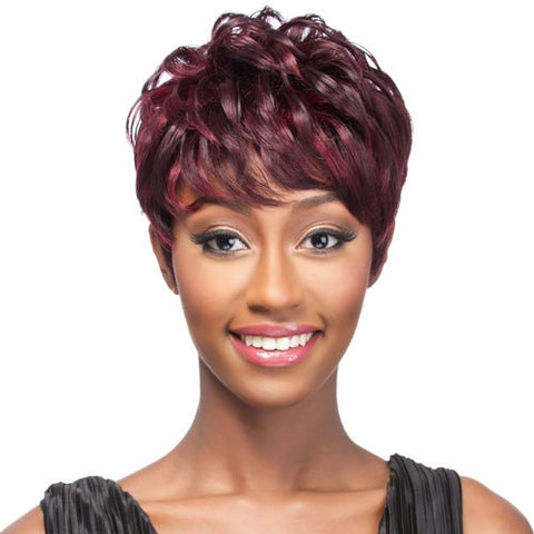 It's a Wig It's A Cap Weave Human Hair Wig HH SENNA -LOWEST PRICE EVER!