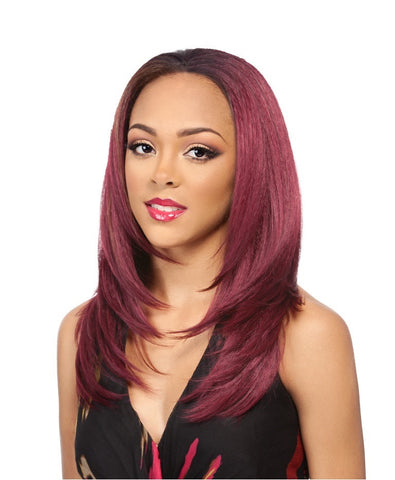 It's a Wig Synthetic Half Wig NENET