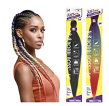 Bobbi Boss Synthetic Braid Hair JUST BRAID PRE-FEATHERED 54""