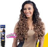 Freetress Synthetic Braiding Hair LONG FINGER ROLL BRAID 22""