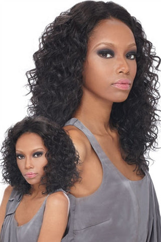 Outre SOL All 4 One  Human Hair Premium Mix CURLY BODY WVG