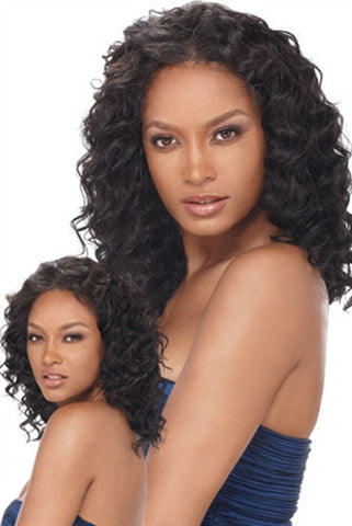Outre SOL All 4 One  Human Hair Premium Mix LOOSE DEEP WVG