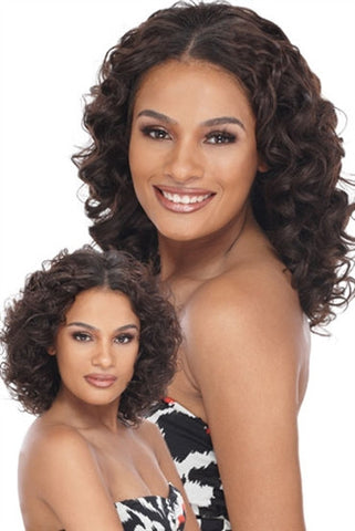 Outre SOL All 4 One  Human Hair Premium Mix BODY TWIST WVG