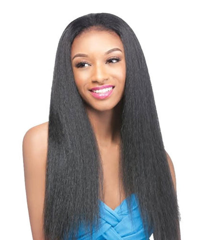 Outre Quick Weave Synthetic Half Wig ANNIE