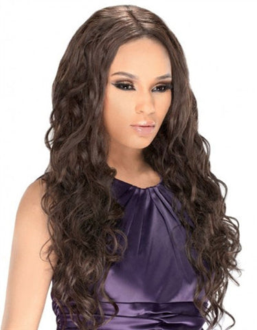 Outre Premium Purple Pack  Human Hair Blend Weave BRAZILIAN MULTI 5