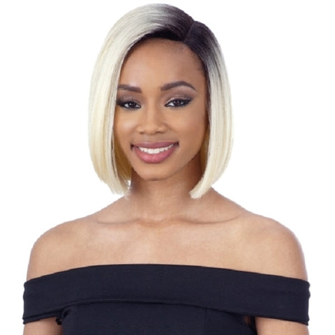 "Freetress Equal Synthetic 5"" Lace Part Wig VARA"
