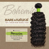 Sensationnel Bare & Natural Peruvian Virgin Remi Bundle Hair BOHEMIAN