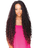SkyLace Synthetic Lace Front Wig in BlueSky Autumn