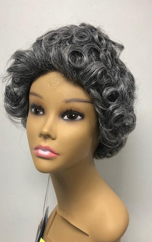 Miz Collection Human Hair Wig H-TAMI