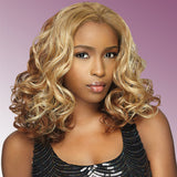 Sensationnel Instant Weave 2 in 1 Synthetic Half Wig TORONTO