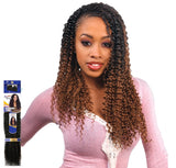 Freetress Synthetic Braiding Hair WATER WAVE BULK 22""