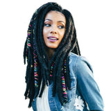 "Bobbi Boss Synthetic Crochet Braid Hair BAE LOCS 20"" - CLEARANCE SALE!!"